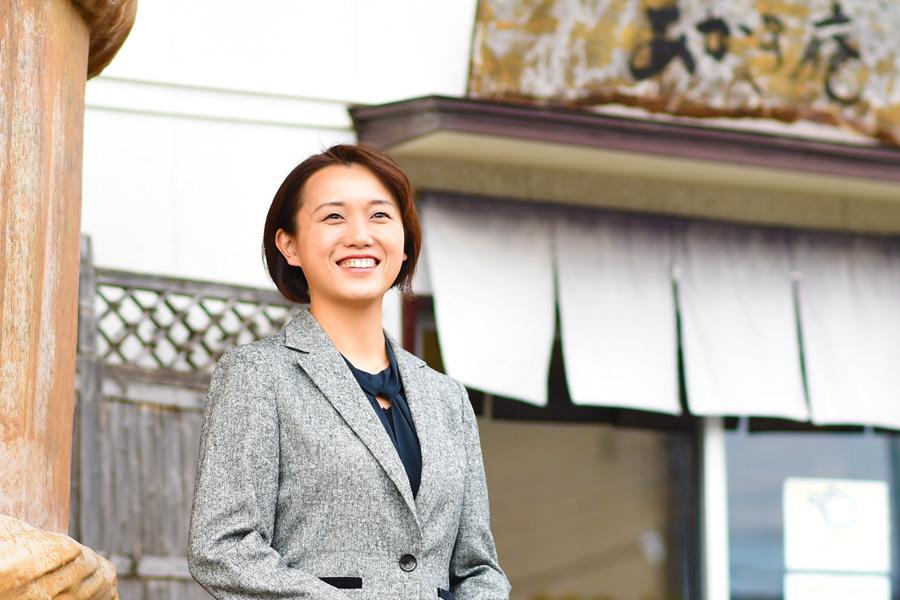 赤城フーズ 株式会社 代表取締役社長 遠山昌子